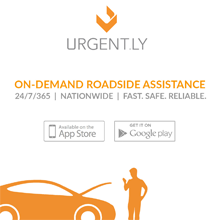 Download Free Roadside Assistance App - Get Urgent.ly